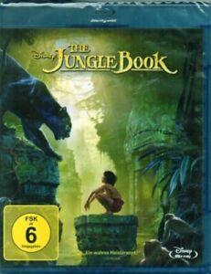 The Jungle Book - BluRay - Neu / OVP