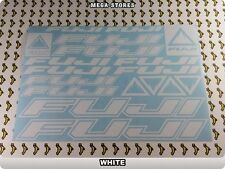 FUJI Stickers Decals Bicycles Bikes Cycles Frames Forks Mountain MTB BMX 59DB