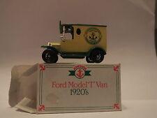 Lledo LP6 099A 1920 Ford Modelo T Van-Ancla Mantequilla-en Caja Blanco Ancla