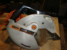 Vintage Craftsman Commercial 7 1/2 inch Circular Saw With Electronic Brake