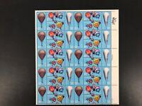USA ZD-Bogen MiNr. 1617-20 postfrisch MNH Ballon (BW8029