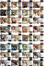 2009 Studio Basketball Cards 101-150 and Inserts You Pick FREE USA SHIPPING