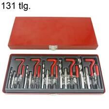 131 Pièces Set de Réparation de Filetage Helicoil Thread Repair Kit M