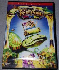 The Flintstones in Viva Rock Vegas (DVD, 2000) *RARE opp