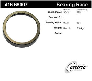 Rr Outer Race  Centric Parts  416.68007