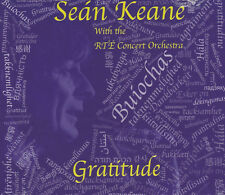 Sean Keane with the RTE Concert Orchestra - Gratitude (2018) | NEW & SEALED CD
