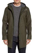 UGG Men's Hooded Weather Ready Rain Jacket-Olive Green-Waterproof- XXL-MSRP$295