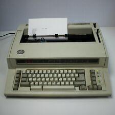 Ibm Wheelwriter By Lexmark Electric Typewriter Model 6781 Tested