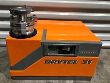 Alcatel Drytel 31 Turbo Vacuum Pump System