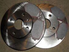 Front brake discs & pads set, Mazda MX5 1.8 mk1, 93-98 MX-5 255mm vented disc