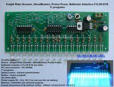 Knight Rider Scanner GHOSTBUSTERS PROTON PACK POWER Battlestar Galactica 9930bl