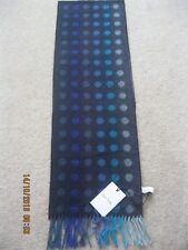 Paul Smith Faded Polka Cashmere Blend Scarf - Original Price £75