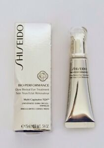 New Shiseido Bio Performance Glow Revival Eye Treatment