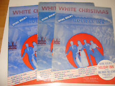 White Christmas Irving Berlin Holiday Inn Bing Crosby Fred Astaire 1942