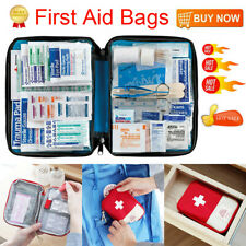 USA First Aid Kit Bags All Purpose Emergency Survival Home Outdoor Medical Bags