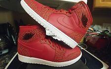"""Nike Air Jordan Retro I 1 High """"Unsupreme"""" OG banned cement iv iii sz 15 ovo xi"""