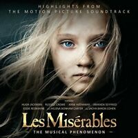 Les Miserables Highlights From The Motion Picture Soundtrack [CD]