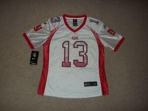 Rare NWT Nike sewn Odell Beckham Jr. New York Giants #13 Youth Medium Jersey