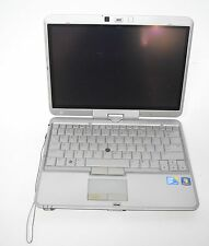 HP EliteBook 2740p Intel i5 M520 2.4GHz NO HDD 2GB RAM Touch Tablet Laptop #25
