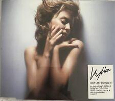 KYLIE MINOGUE : LOVE AT FIRST SIGHT [ BONUS MIX ] - [ CD MAXI ]