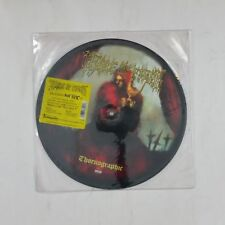 CRADLE OF FILTH Thornographic EP Picture Disc 1686138991 EP Vinyl VG++ Cvr VG+
