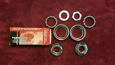 NOS OLD SCHOOL BMX DYNATRON SIEILDED MECHANISM CHROME PLATED 12 BALL 24 THREAD
