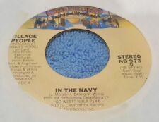 Village People – In The Navy / Manhattan Woman  (VG+)
