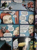 Teenage Mutant Ninja Turtles #52 IDW First Jennika Full Apperance Cover A NM