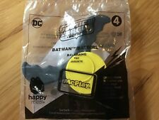 McDonald's happy meal toy 2018 Justice League #4 Batman/Batgirl BATARANG