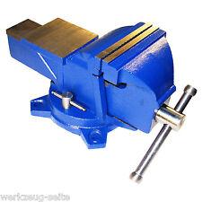 Schraubstock Heavy Version 150 mm 360° drehbar für Werkbank vice with anvil