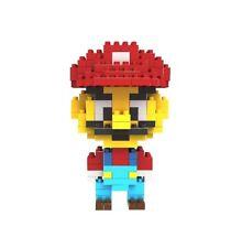 Super Mario figures Mini blocks hot plastic building 160 pcs Sealed box