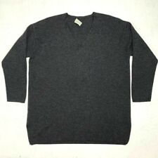 Vintage United Colors of Benetton Sweater Men XL Long Sleeve Pullover Made Italy