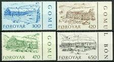 FAROE ISLANDS - 1987 - Antiche fattorie