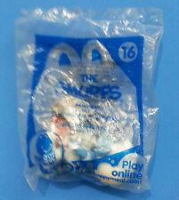 2011 The Smurfs #16 Panicky Smurf McDonald's Nip
