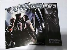X-Men The Movie Graphic Novel 2000 Softcover Anthology of Comic Book Reprints