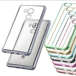 Case for LG Protection Cover Chrome Edge Style Bumper Silicone TPU