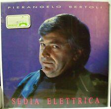 PIERANGELO BERTOLI - SEDIA ELETTRICA - LP Sigillato