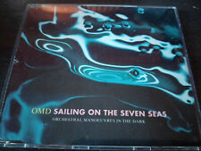 ORCHESTRAL MANOEUVRES IN THE DARK (OMD) - Seven Seas CD Single
