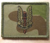 AUSTRALIAN ARMY SPECIAL AIR SERVICE REGIMENT SASR UNIFORM DEPLOYMENT PATCH
