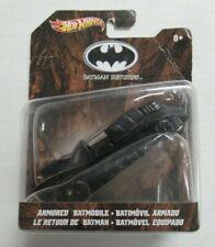 2011 Hot Wheels Batman Returns Armored Batmobile