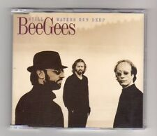 BEE GEES Still Waters Run Deep 1 track Uk Dj Cd