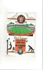 Away Teams S-Z West Bromwich Albion Home Team Football FA Cup Fixtures