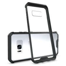 SlimGrip Shockproof Hybrid Case With Black Trim for Samsung Galaxy S8