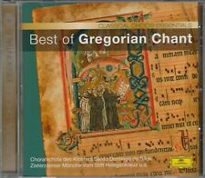 BEST OF GREGORIAN CHANTS / CD - NEU