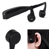 Open Ear Bluetooth Wireless Bone Conduction Headphones Stereo Headset with Mic