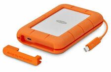 LaCie Rugged Thunderbolt USB-C 1TB,External (STFS1000401) (SSD) Solid State Drive