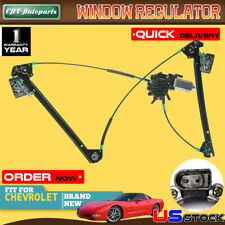 Window Regulator Kit Front Left 10344131 fits 97-04 Chevrolet Corvette