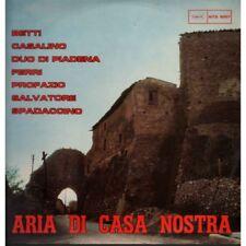 AA.VV. Lp Vinile Aria Di Casa Nostra Nuovo MTG 8007