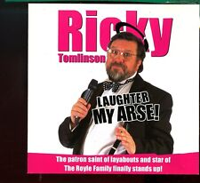 Ricky Tomlinson / Laughter My Arse! - MINT