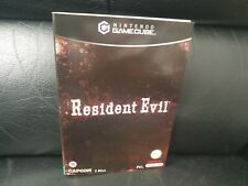 Resident Evil, Nintendo Gamecube Game Sleeve, Trusted Ebay Shop